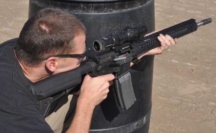 Direct gas impingement AR-15s are the original design and had a reputation for unreliability; most modern rifles shoot without problems