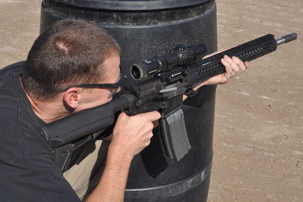 Comparing AR/MSR: Direct Impingement vs. Gas Piston