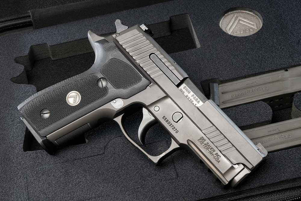 Sig Sauer Legion Series Introduced