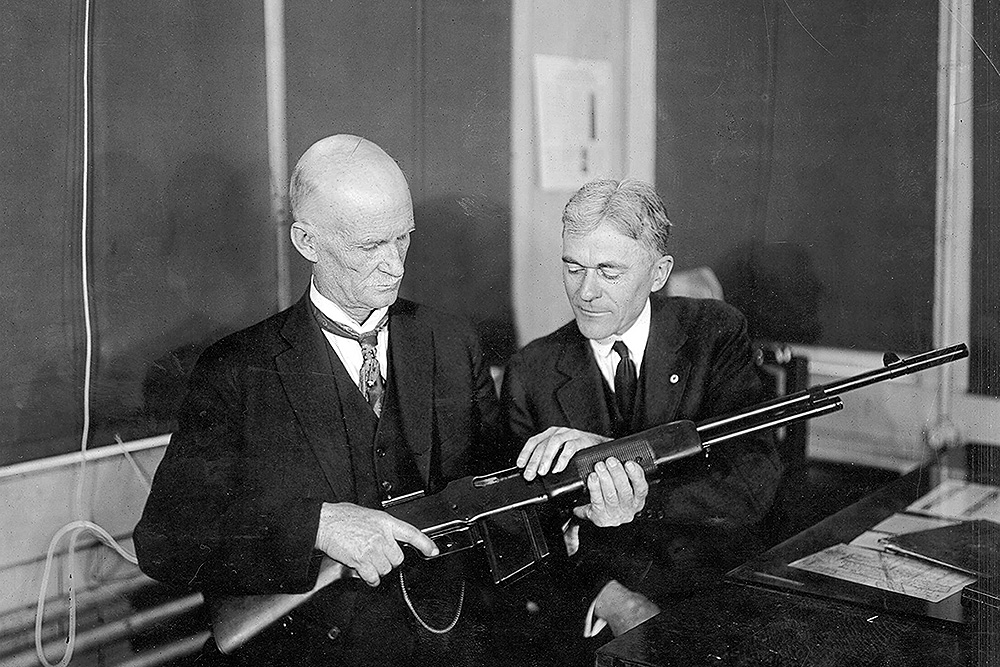 What If John Browning Were Never Born?
