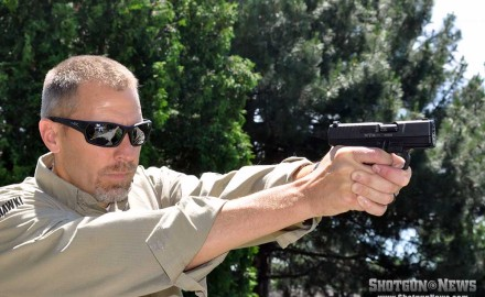 The Walther PPS hit the market before either the S&W Shield or Glock 43, but Tarr thinks it