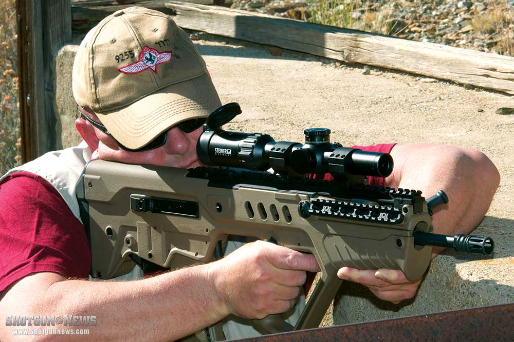 IWI Tavor: History and Development