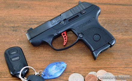The Ruger LCP (Lightweight Compact Pistol) pocket pistol is arguably the company's most successful handgun model of the last ten years. Here's why.