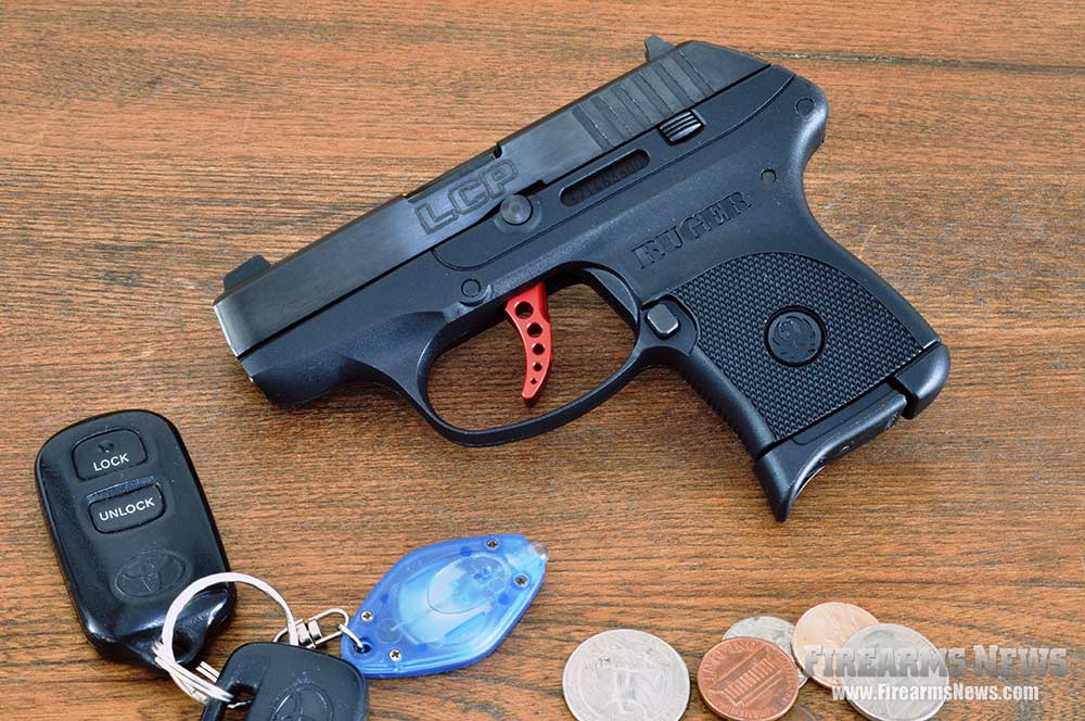 Ruger LCP Custom Review