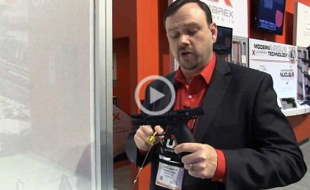 New for 2016, Umarex has introduced a Smith & Wesson M&P 40 CO2 pistol that features a