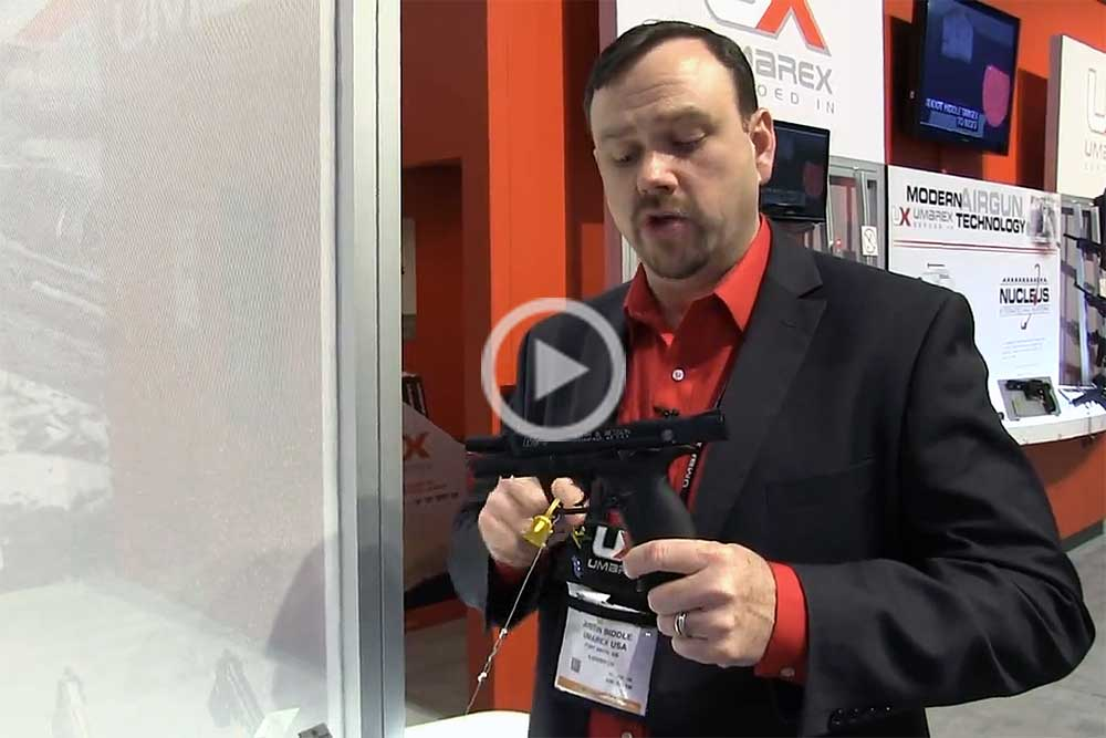 First Look: Umarex M&P 40 Blowback Pistol