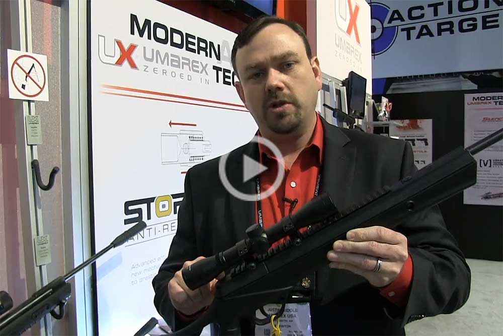 First Look: Umarex SurgeMax Air Rifle