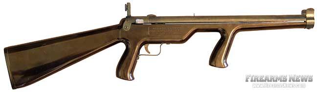 Johnson-Indoor-airgun-Target-Gun