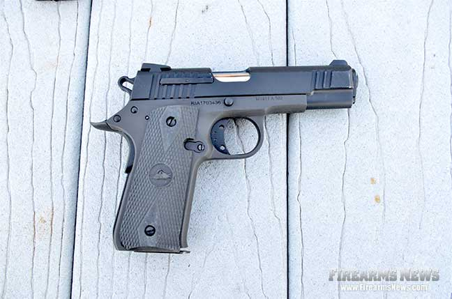Review: Rock Island Armory Baby Rock .380