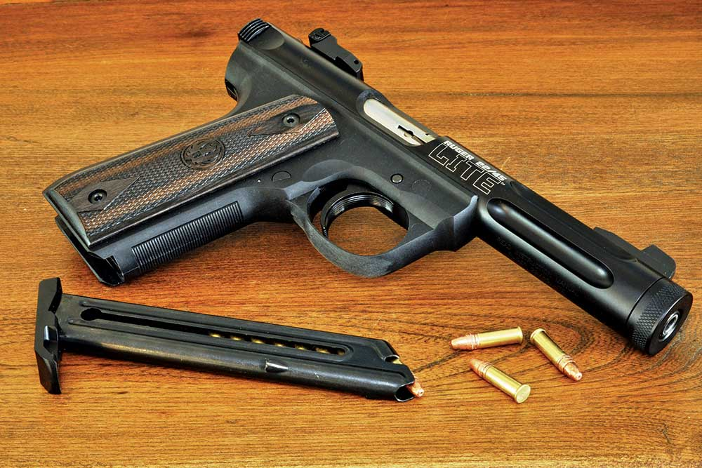 Ruger 22 45 Lite Review Firearms News