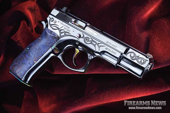 A History of the CZ 75