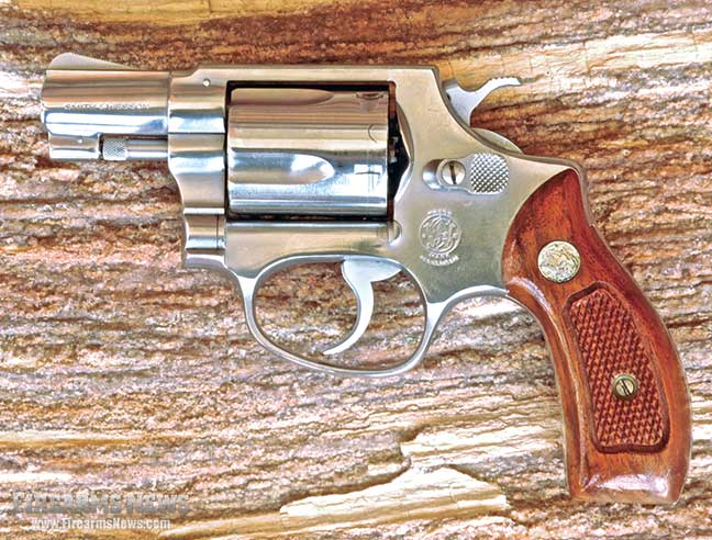 The Era of the Classic Snubnose Revolver