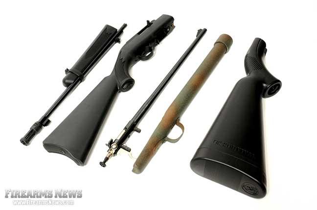 Building a Crickett Rifle for Survival