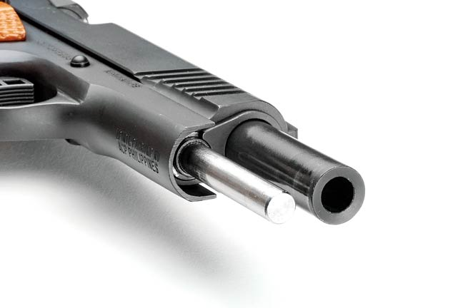 Review: Citadel M-1911 A1-FS 9mm
