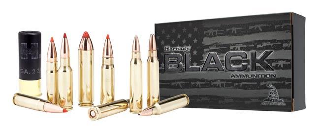 Hornady-Black-ammo