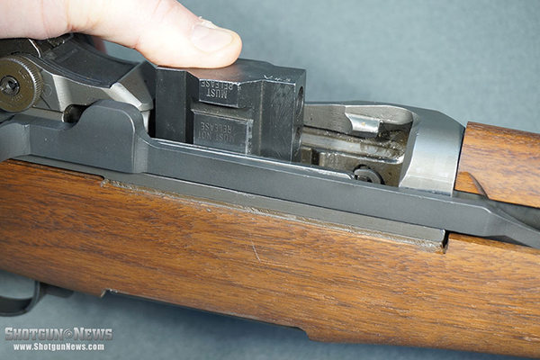 Troubleshooting The M1 Rifle