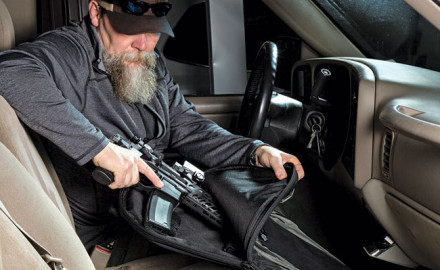 Whether it's an old H&R Topper or a shiny new AR, keeping your truck gun secure and operational is vital.