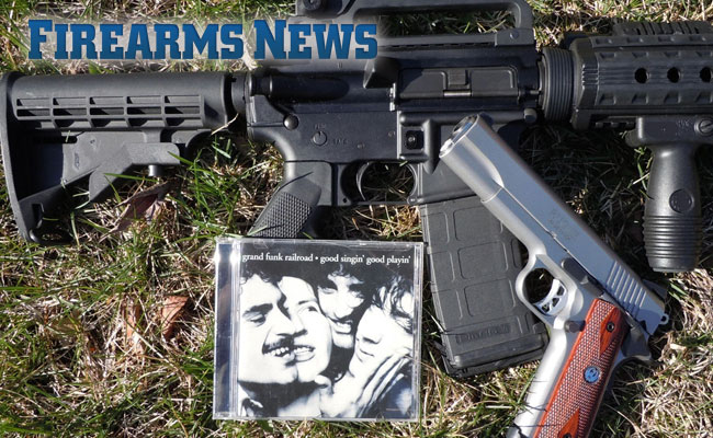 Editor Proclaims 'Don't Let'em Take Your Gun' as the official song of 'Firearms News'