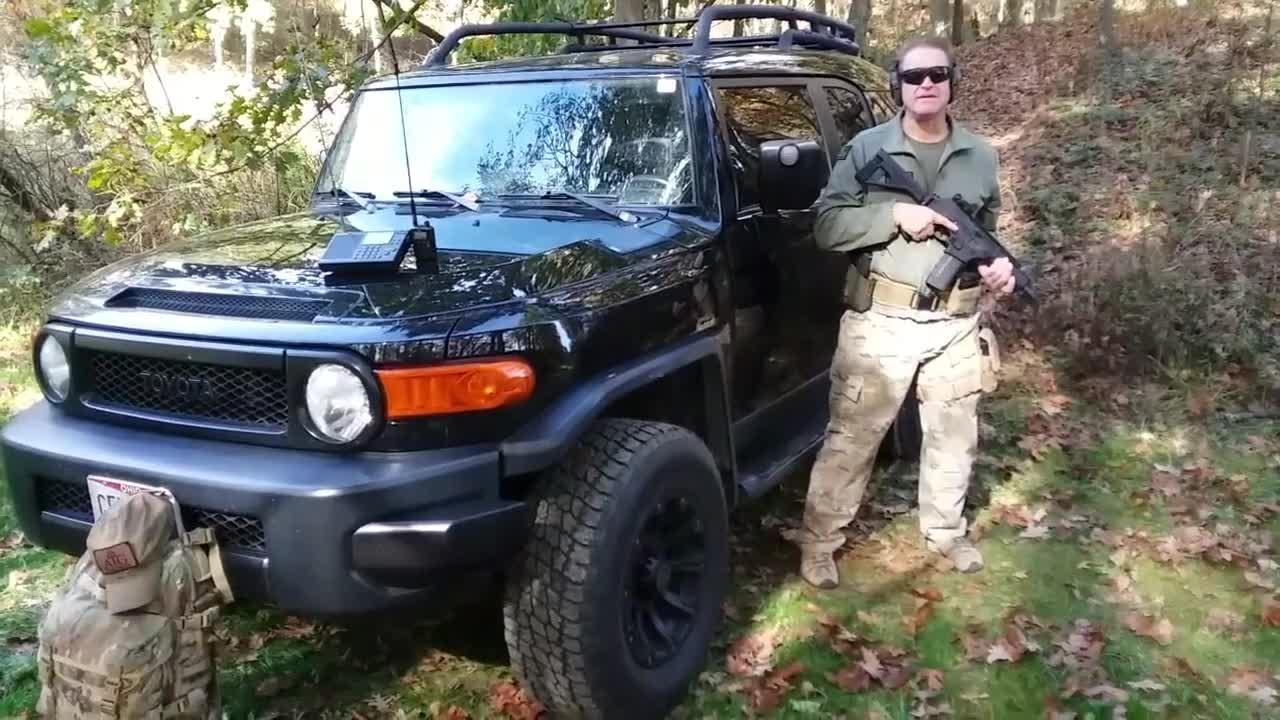 Sneak Peak at the Galil Ace 5.56 pistol