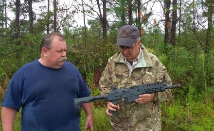 David Fortier interviews Marc Krebs of Krebs Custom at Big 3 East about his new AK pistol and IMS muzzle system.