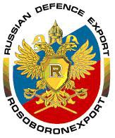 Russian Defence Export Rosoboronexport logo