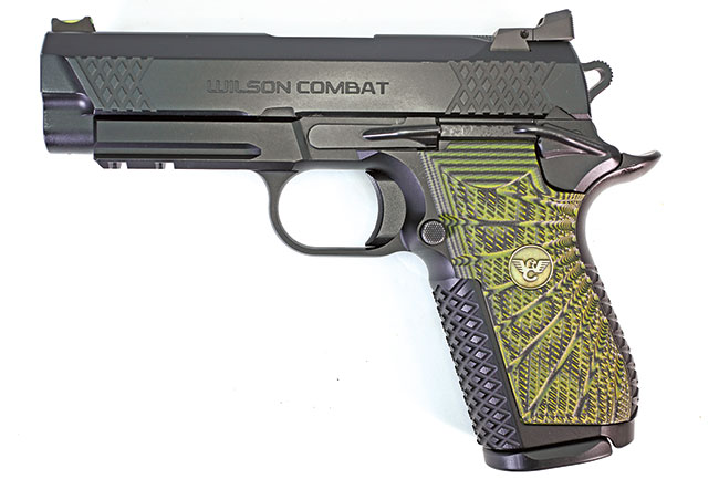 Single-Action High Capacity Pistols
