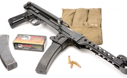 Pioneer Arms of Poland is returning to the U.S. commercial market and starting the effort by bringing back their popular 7.62x25mm  PPS-43C pistols.
