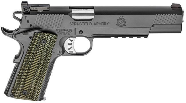 Springfield Venerable 1911 TRP,  Now Available in 10mm