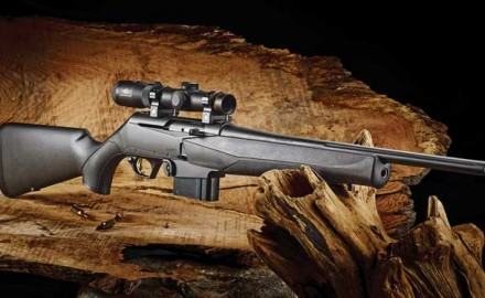 If you've been thinking about an AR-10, you may find that the Browning BAR MK 3 DBM will do many of the same .308 jobs in a smoother, lighter package.