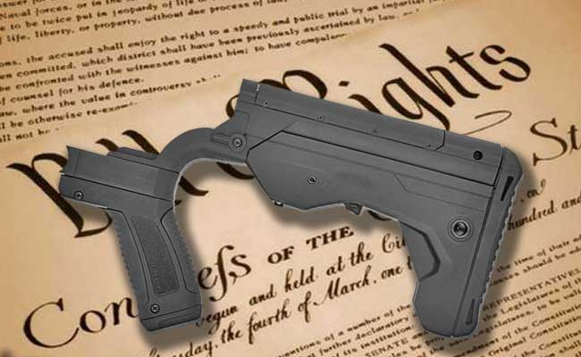 Bump Stocks and the Bill of Rights