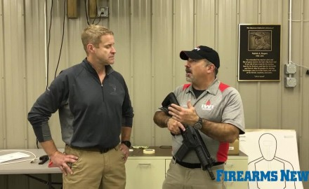 Firearms News Contributing Writer Scot Loveland interviews Tom Alibrando who is the LE National
