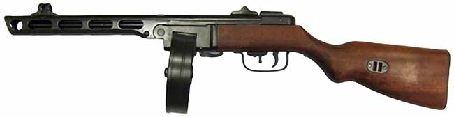 SARCO, Inc. offers a nice non-firing display PPSh-41 that will dress up any gun room.