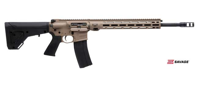 New for 2018, Savage Arms has introduced the brand new MSR 15 rifle in Federal Premium Ammunition's 224 Valkyrie cartridge. (Photo courtesy of Savage Arms)