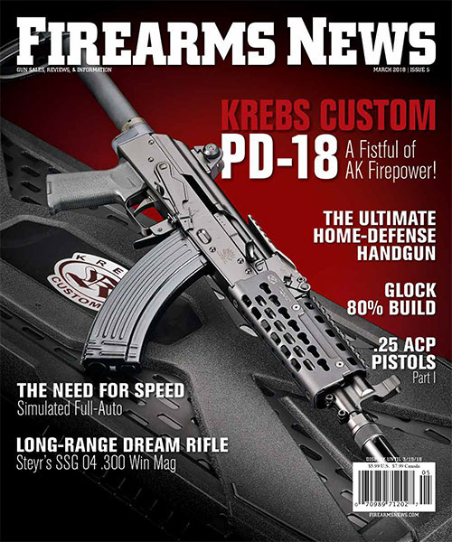Firearms-News-March-2018