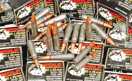 Wolf Performance Ammunition's steel-cased military-style ammo makes shooting affordable, and that's a good thing.