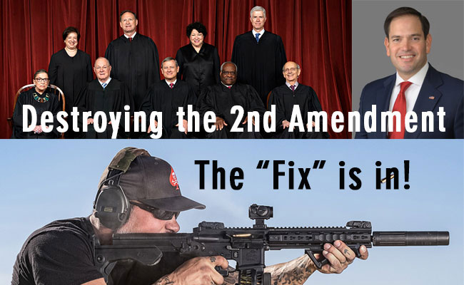 Republicans and the Courts Are Destroying the Second Amendment in Ways Democrats Can't