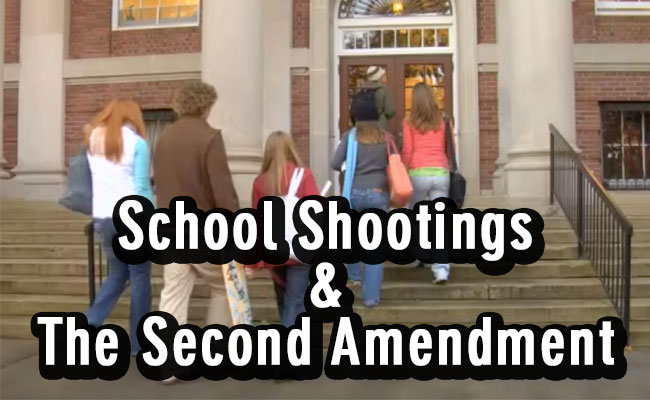 School Shootings and Second Amendment Treatise
