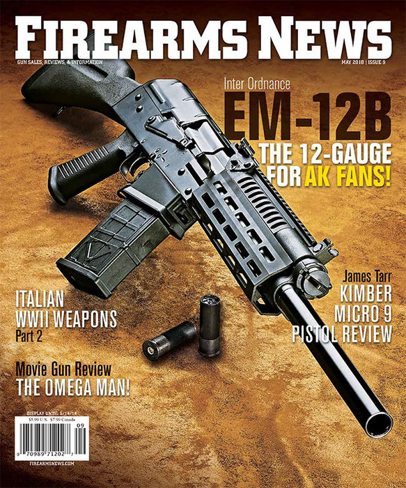 Firearms News Issue 9 2018