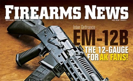 Firearms News Issue 9