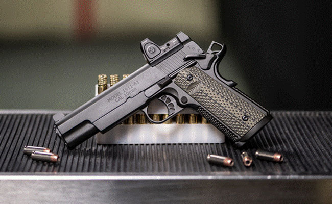 Springfield Announces 1911 TRP 10mm RMR in 5- and 6-inch