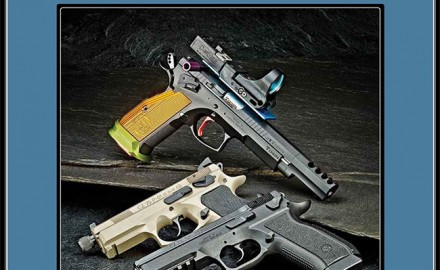 The 2018 Firearms News Treasury is packed with more than two-dozen articles on firearms history during wartime, exciting gun reviews, and rare firearms!