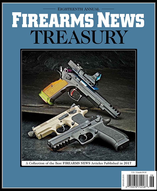 'Firearms News Treasury' is Back with Most Popular Stories