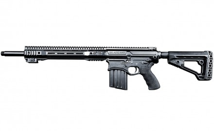 Big Horn Armory, makers of big-bore firearms, introduced their AR500 in 500 Auto Max.