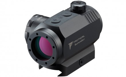 Nikon announced its new red dot sight, previewed during SHOT Show 2018, is now a reality and headed for dealer shelves.