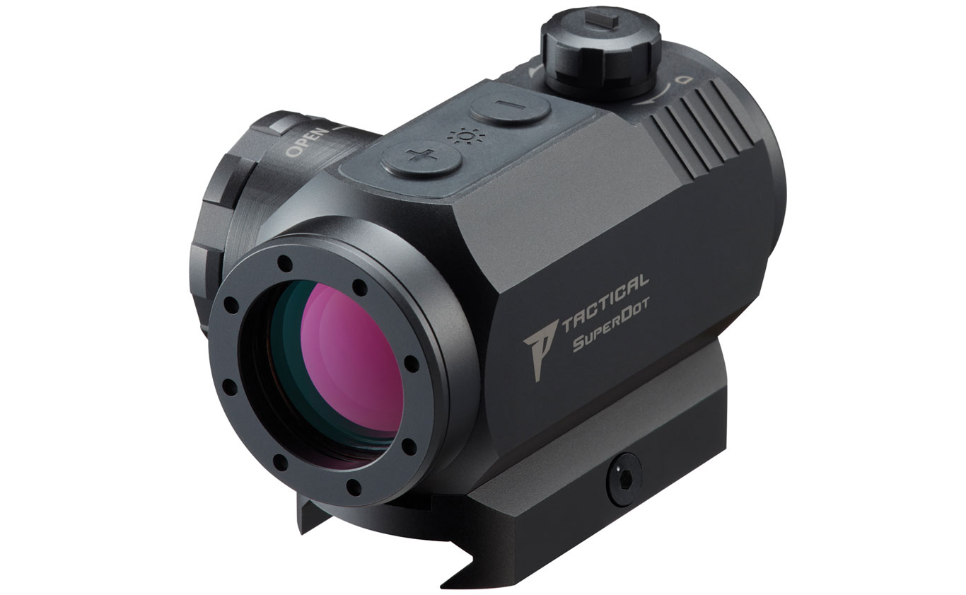 Nikon Introduces P-TACTICAL SuperDot Red Dot Sight