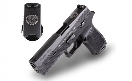 SIG SAUER has announced the Texas Department of Public Safety (TXDPS) has integrated the SIG P320 as its official service firearm.