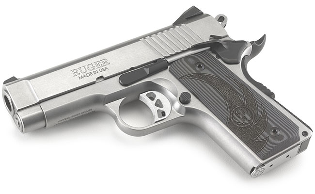 the SR1911 Officer-Style in .45 Auto