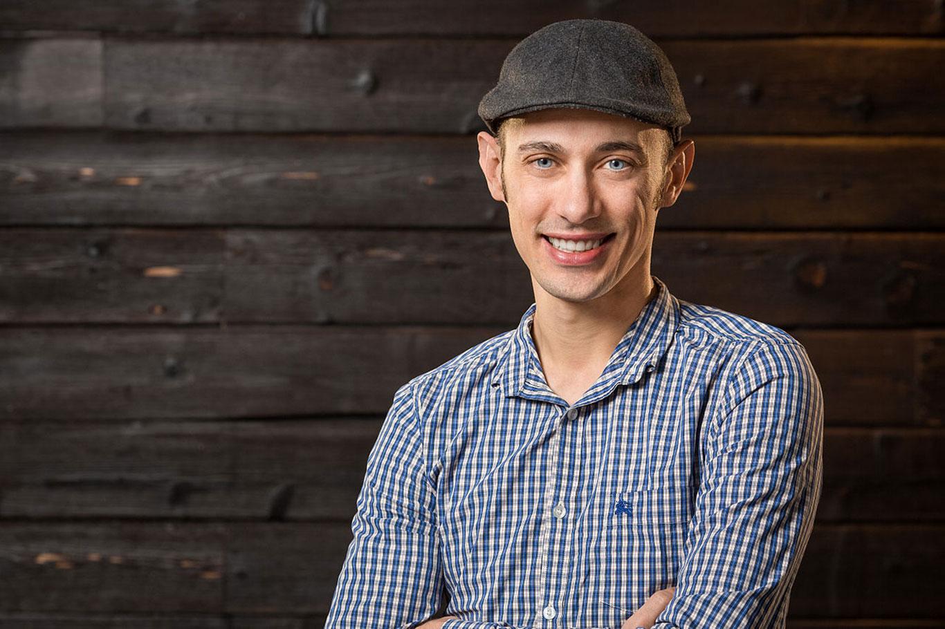 Shopify.com's CEO, Tobias Lütke.