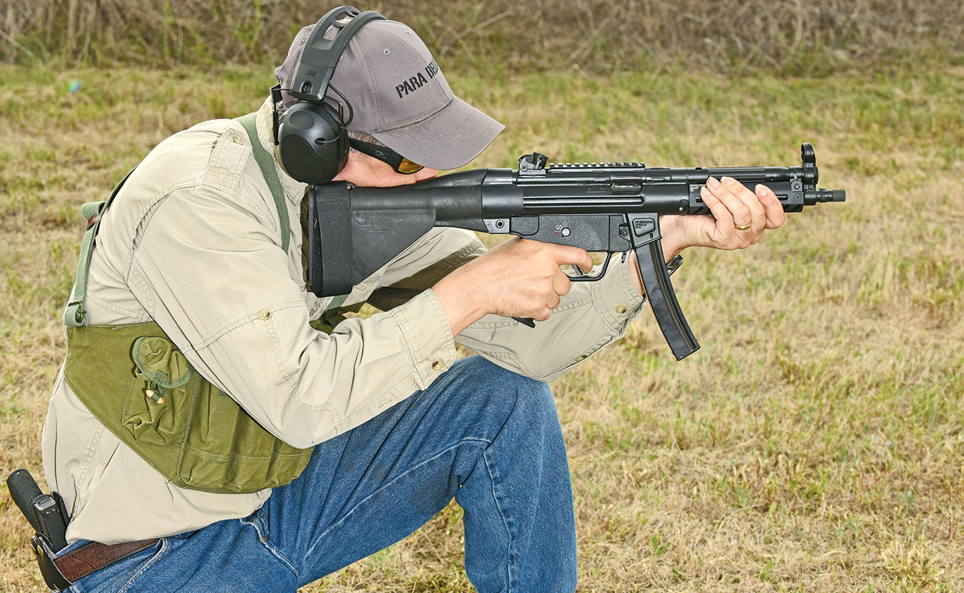 Looking for a compact 9x19mm carbine but desire a touch of panache? Consider PTR's new made-in-the-USA 9CT.