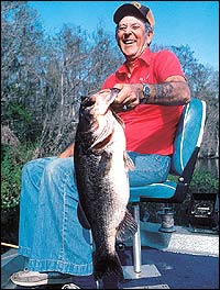 Florida's Overlooked River Bass